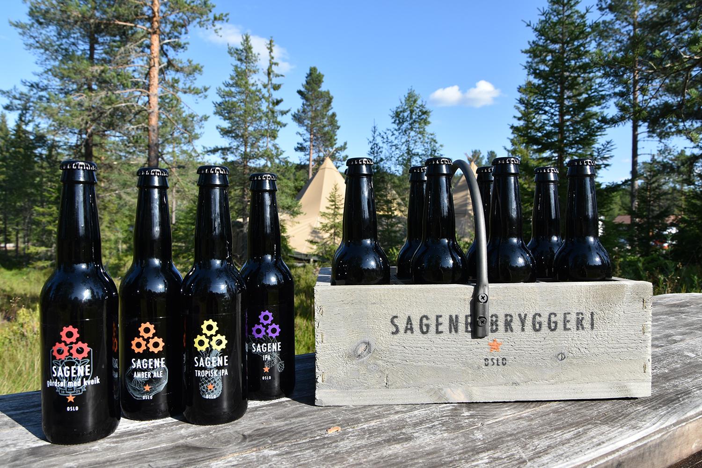 Partnere: Sagene bryggeri